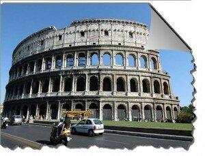 Рим-вечный как говорят город