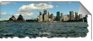 Новый континент Австралия