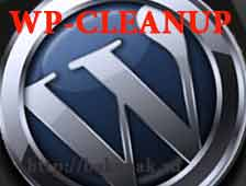 Плагин WP-cleanup