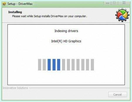 Поиск обновлений драйверов при помощи программы DriverMax
