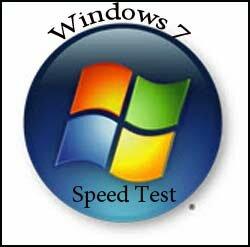 Определить скорость компьютера