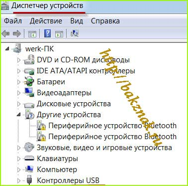 Контроллер USB